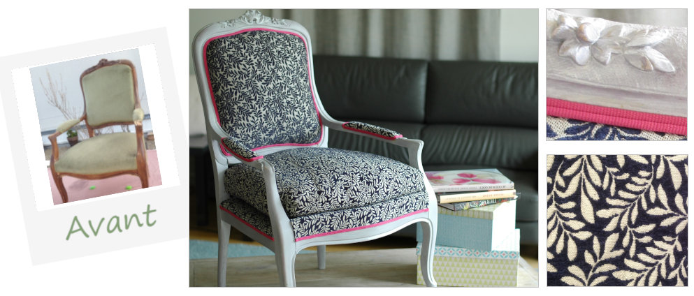 Cushion armchair