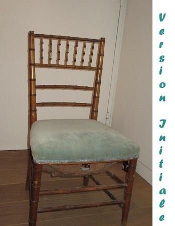 chaise enfant avant